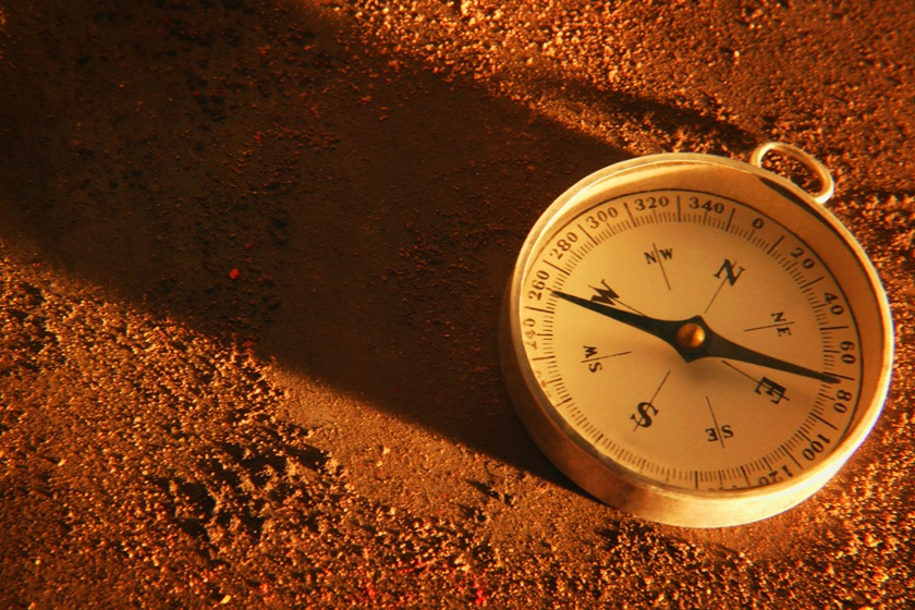 a-compass